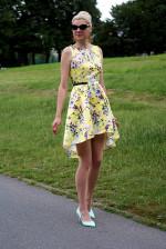 Платье в стиле «Звезда Голливуда»