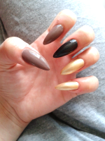 Стилет ногти