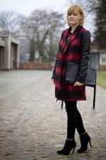 Легкое пальто для прохладных дней